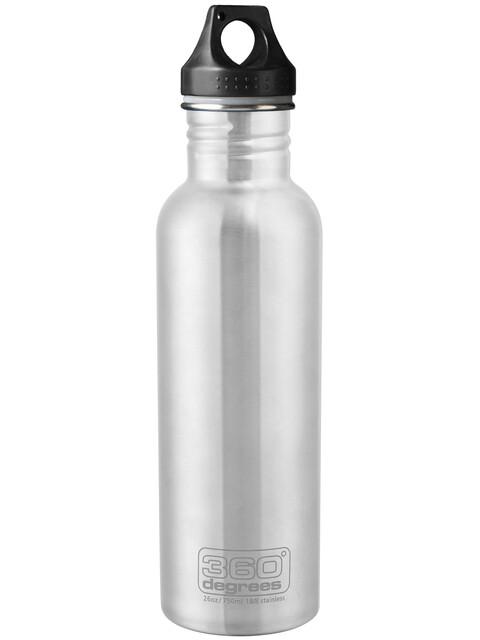 360° degrees Stainless Drink Bottle 750ml Steel